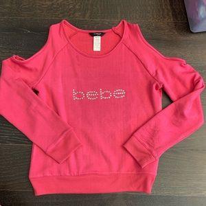 Other - Bebe Pink Sweatshirt